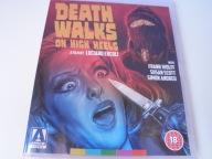 Death Walks Twice - Death Walks on High Heels