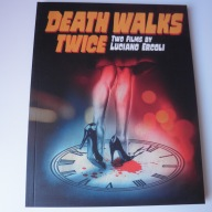 Death Walks Twice - Libro