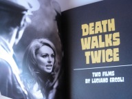 Death Walks Twice - Interior Libro
