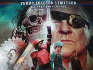 Turbo Kid Edición Limitada - Detalle frontal caja