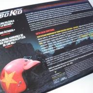 Turbo Kid Edición Limitada - Contraportada caja
