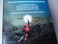 Turbo Kid Edición Limitada - Detalle certificado autenticidad