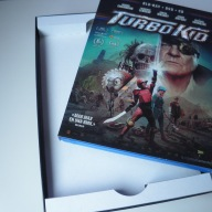 Turbo Kid Edición Limitada - Caja con funda Blu-ray