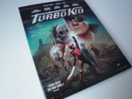 Turbo Kid Edición Limitada - Portada funda Blu-ray