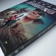 Turbo Kid Edición Limitada - Lateral funda Blu-ray