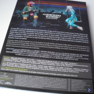 Turbo Kid Edición Limitada - Contraportada funda Blu-ray