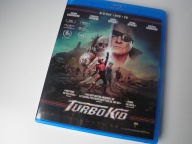 Turbo Kid Edición Limitada - Portada Blu-ray