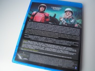 Turbo Kid Edición Limitada - Contraportada Blu-ray