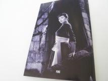 Contraportada del libreto del DVD de Los vampiros (I Vampiri), de Riccardo Freda