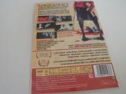 Contraportada del DVD de Francesca, de Luciano Onetti