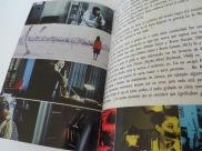 Interior del libreto del DVD de Francesca, de Luciano Onetti