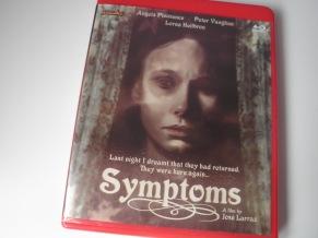 Symptoms Mondo Macabro - Blu-ray