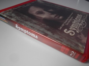 Symptoms Mondo Macabro - Limited Edition Blu-ray