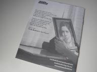 Symptoms Mondo Macabro - Contraportada Libreto Edición Limitada