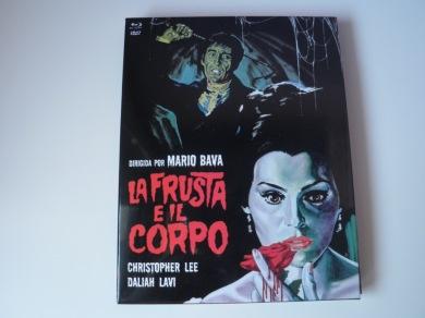 La frusta e il corpo Edición Limitada Blu-ray