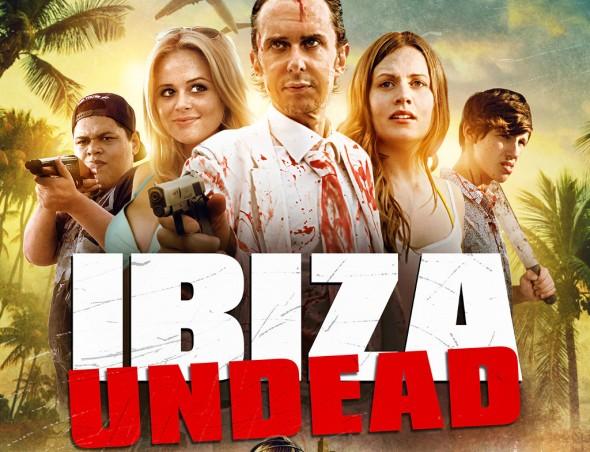 Cartel de la película Ibiza Undead, dirigida por Andy Edwards