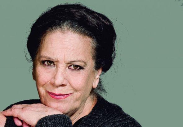 Terele Pávez recibirá el Premio Nosferatu en Sitges 2016