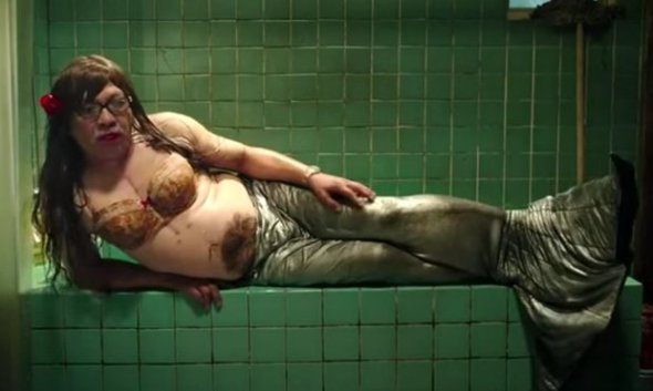 Una imagen de The mermaid