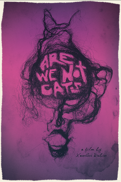 Póster de Are We Not Cats