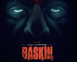 Baskin Blu-ray poster