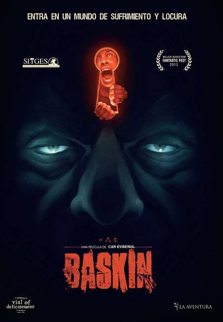 Baskin Blu-ray Vial of Delicatessens