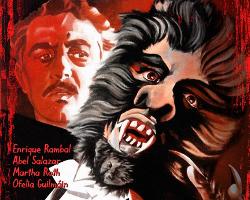 Imagen de la portada del DVD de El hombre y el monstruo, de Regia Films