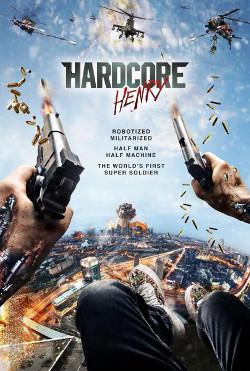 Cartel de la película Hardcore Henry