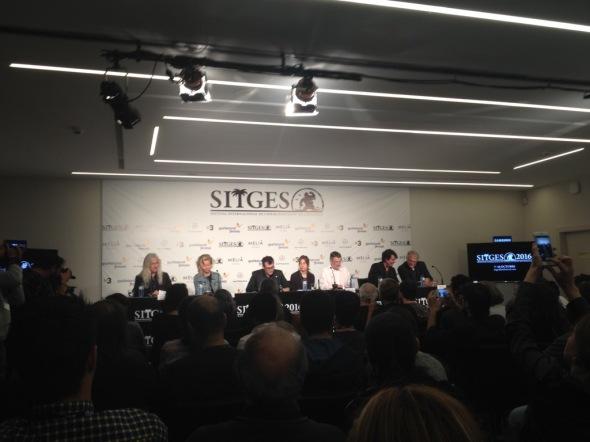Jurado anuncia palmarés de Sitges 2016
