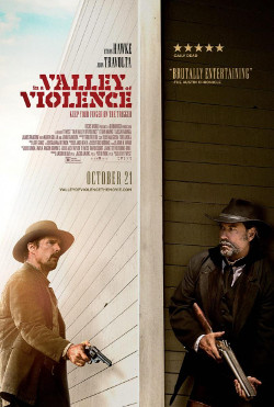 Póster de In a Valley of Violence