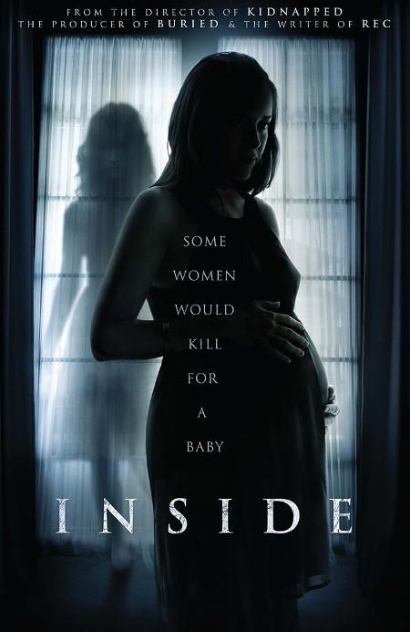 Póster de Inside, dirigida por Miguel Ángel Vivas
