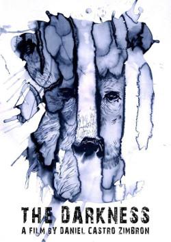 Poster de Las Tinieblas, de Daniel Castro Zimbrón