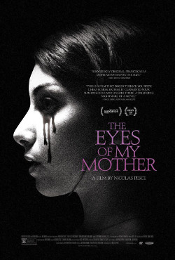 Póster de la película The Eyes of my Mother