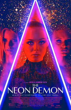 Poster de The Neon Demon, de Nicolas Winding Refn