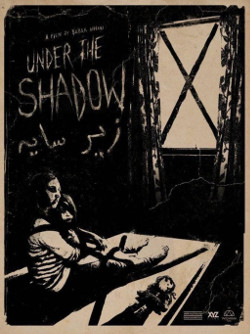 Cartel de la película Under The Shadow