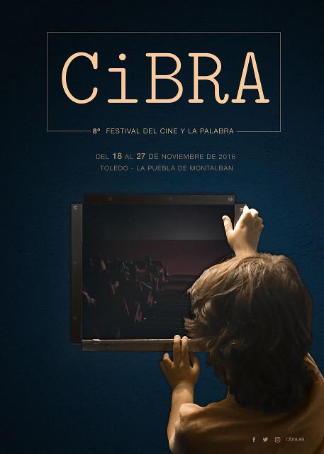 Cartel de la octava edición del Festival CiBRA