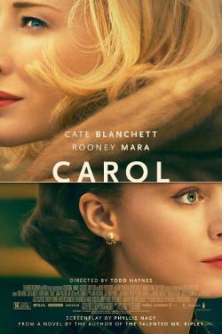 Cartel español de Carol, de Todd Haynes