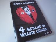 4 mosche di velluto grigio (DVD/Blu-ray case)