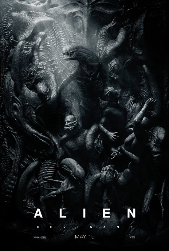 Póster de Alien: Covenant