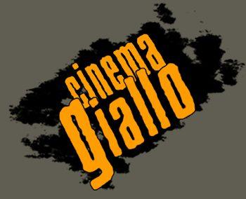 Logo de la colección Cinema Giallo, de Regia Films