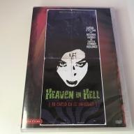 El cielo en el infierno DVD cover