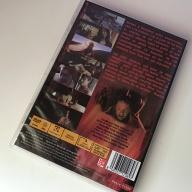 El cielo en el infierno DVD back
