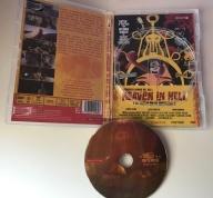 El cielo en el infierno DVD interior