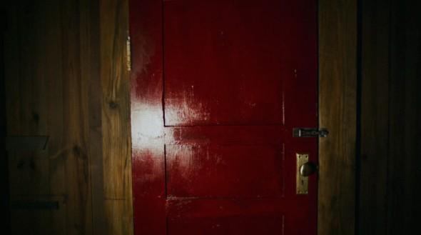 La puerta clave en Llega de noche (It Comes at Night)