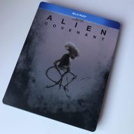 Alien Covenant steelbook portada