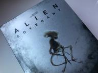 Alien Covenant steelbook portada limpia