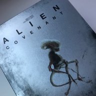 Alien Covenant steelbook portada limpia