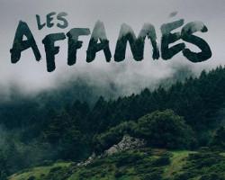Cartel promocional de Les Affamés, dirigida por Robin Aubert
