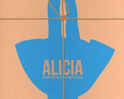 Imagen del póster del cortometraje Alicia, dirigido por Enrique Muñoz