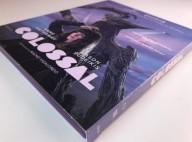 Colossal Blu-ray funda lateral