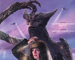 Una imagen del Blu-ray de Colossal, de Nacho Vigalondo